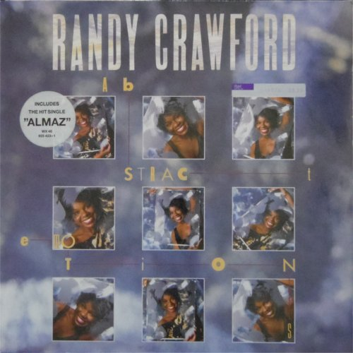 Randy Crawford<br>Abstract Emotions<br>LP