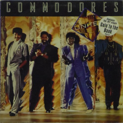 The Commodores<br>United<br>LP
