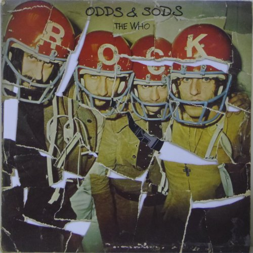 The Who<br>Odds & Sods<br>LP