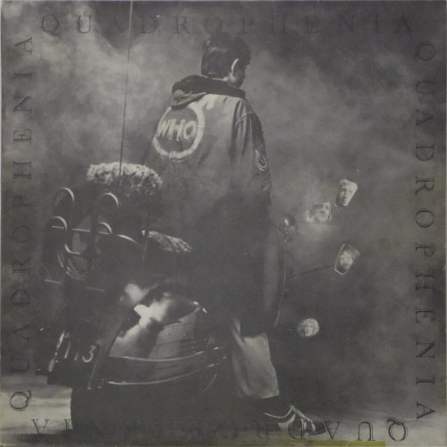 The Who<br>Quadrophenia<br>Double LP