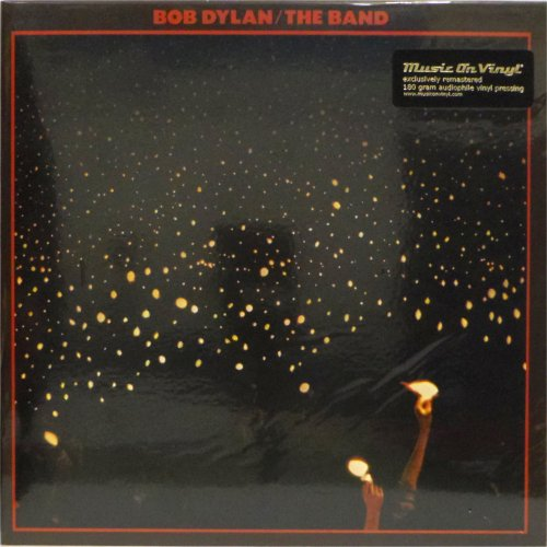 Bob Dylan<br>Before The Flood<br>(New 180 gram re-issue)<br>Double LP