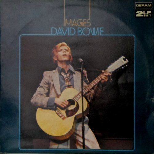 David Bowie<br>Images<br>Double LP