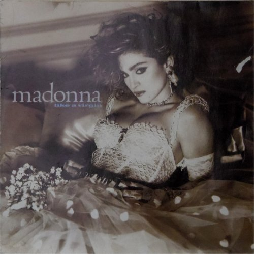 Madonna<br>Like A Virgin<br>LP