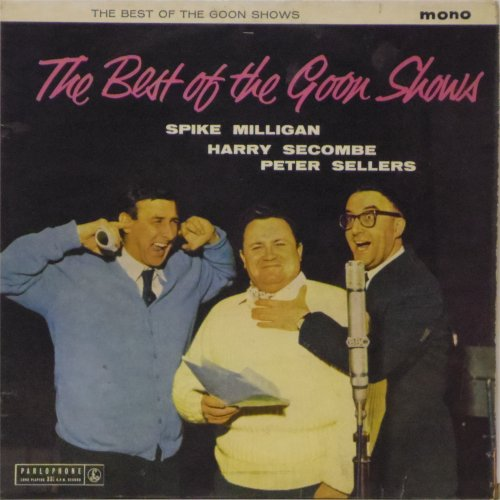Original TV Recording<br>Best of The Goon Shows<br>LP