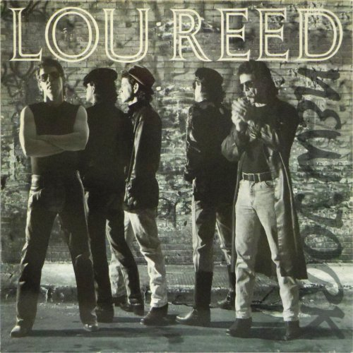 Lou Reed<br>New York<br>LP (GERMAN pressing)