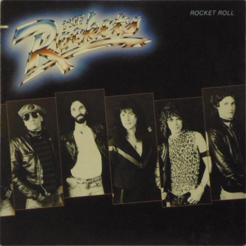 The Rockets<br>Rocket Roll<br>LP