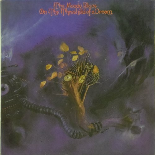 The Moody Blues<br>On The Threshold of A Dream<br>LP