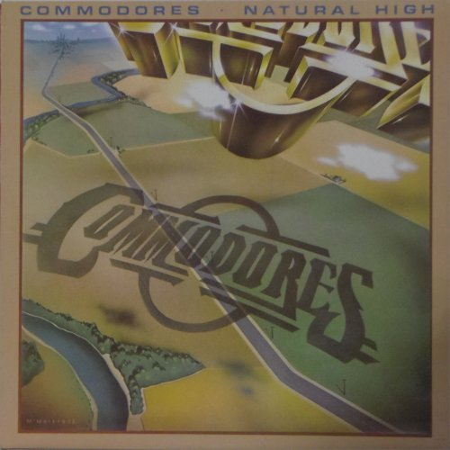 The Commodores<br>Natural High<br>LP