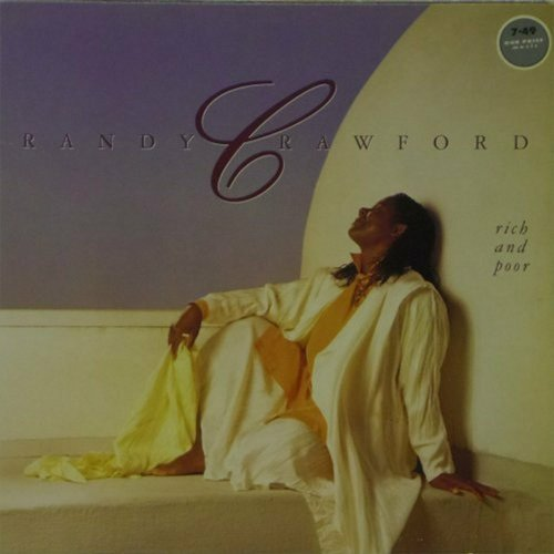 Randy Crawford<br>Rich and Poor<br>LP