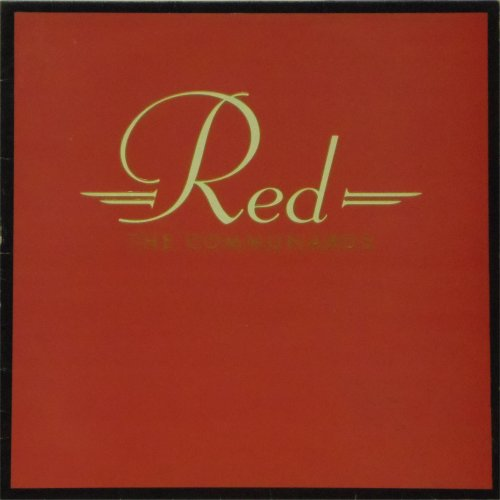The Communards<br>Red<br>LP