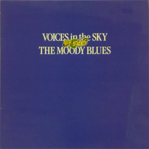 The Moody Blues<br>Voices In The Sky - The Best of<br>LP