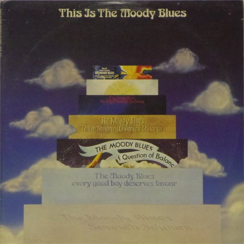 The Moody Blues<br>This Is The Moody Blues<br>Double LP