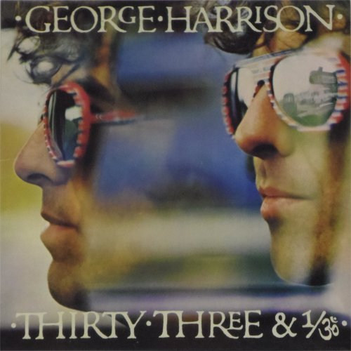 George Harrison<br>Thirty Three & A Third<br>LP