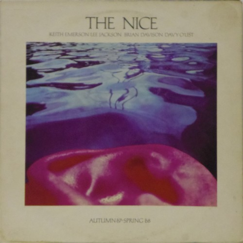 The Nice<br>Autumn 67 Spring 68<br>LP