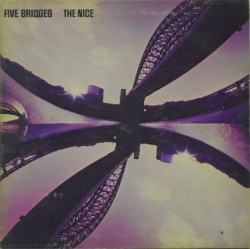 The Nice<br>Five Bridges<br>LP