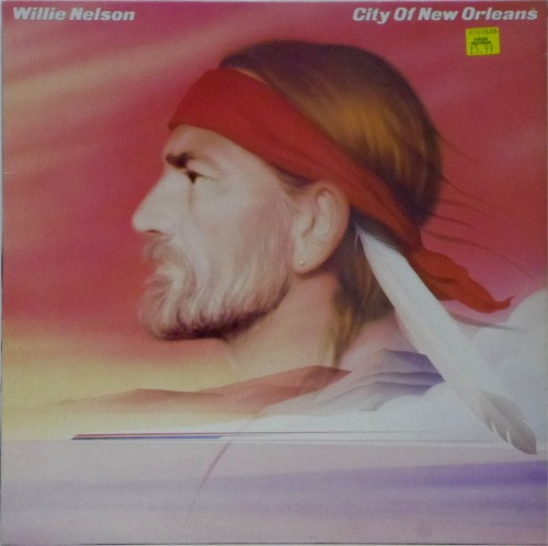 Willie Nelson<br>City of New Orleans<br>LP