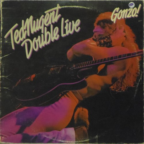 Ted Nugent<br>Gonzo<br>Double LP