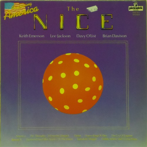 The Nice<br>The Nice<br>LP