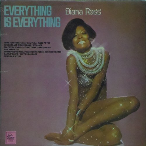 Diana Ross<br>Everything is Everything<br>LP