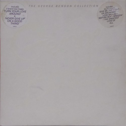 George Benson<br>The George Benson Collection<br>Double LP