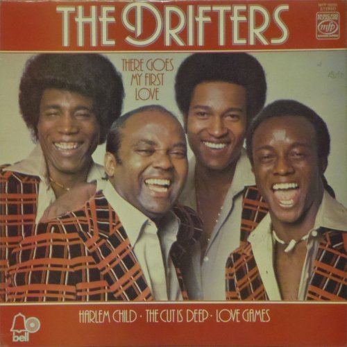 The Drifters<br>There Goes My First Love<br>LP