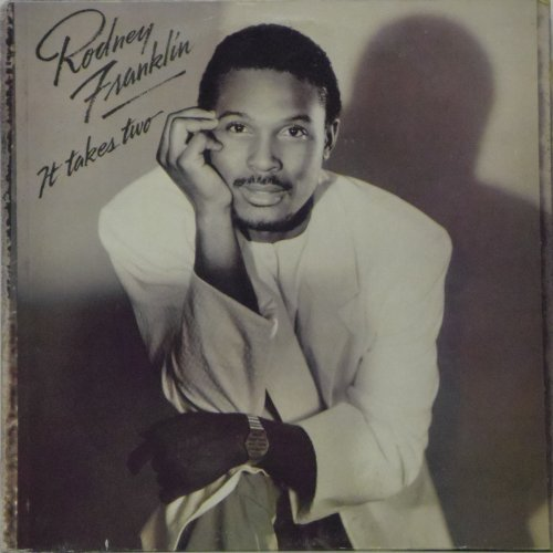 Rodney Franklin<br>It Takes Two<br>LP