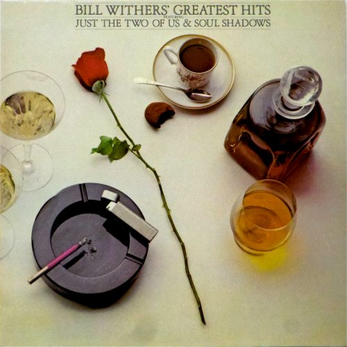 Bill Withers<br>Bout Love<br>LP