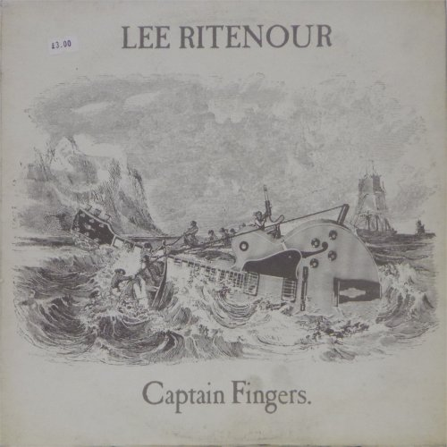 Lee Ritenour<br>Captain Fingers<br>LP