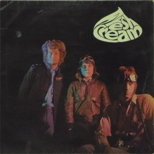 Cream<br>Fresh Cream<br>LP