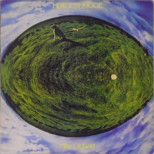 Mike Oldfield<br>Hergest Ridge<br>LP
