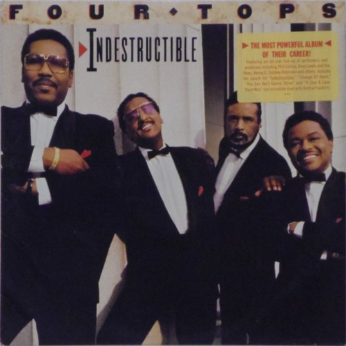The Four Tops<br>Indestructible<br>LP