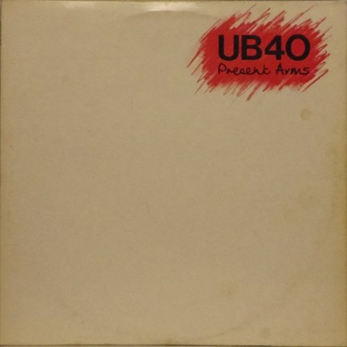 UB40<br>Present Arms (Promo)<br>LP
