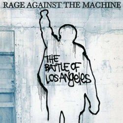Rage Against The Machine<BR>Battle of Los Angeles<br>(New 180 gram re-issue)<br>LP