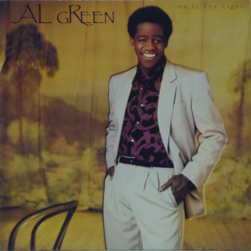 Al Green<br>He Is The Light<br>LP