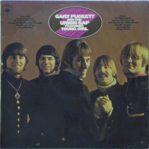 Gary Puckett & The Union Gap<br>Young Girl<br>LP