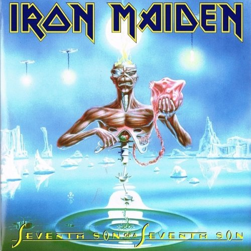 Iron Maiden<br>Seventh Son of a Seventh Son<br>(New 180 gram re-issue)<br>LP
