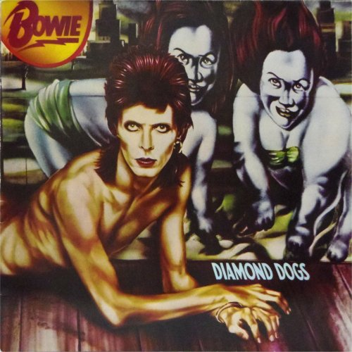 David Bowie<br>Diamond Dogs<br>LP