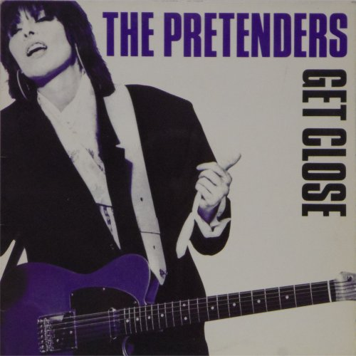 The Pretenders<br>Get Close<br>LP