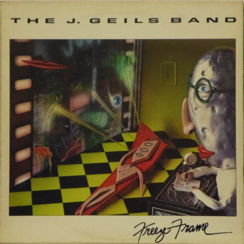 The J Geils Band<br>Freeze Frame<br>LP