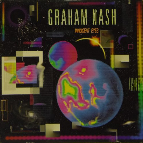 Graham Nash<br>Innocent Eyes<br>LP