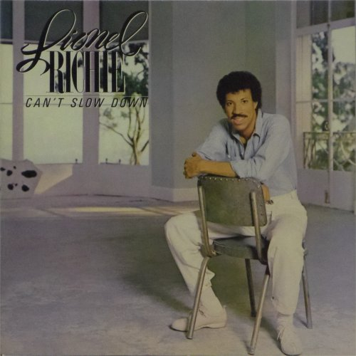 Lionel Richie<br>Can't Slow Down<br>LP