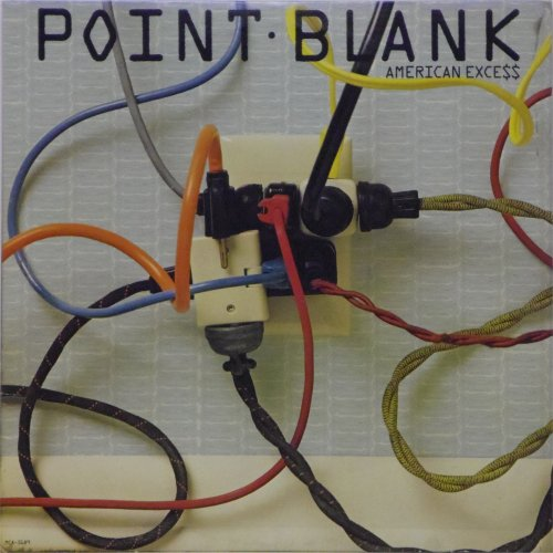 Point Blank<br>American Excess<br>LP