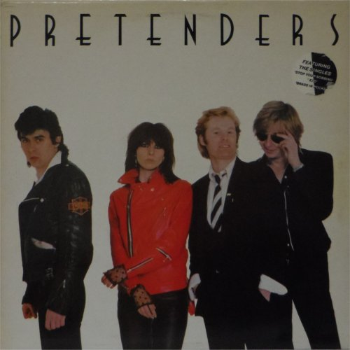 The Pretenders<br>The Singles<br>LP
