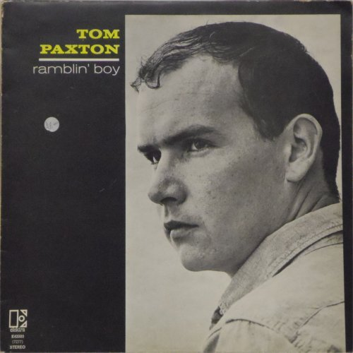 Tom Paxton<br>Ramblin' Boy<br>LP