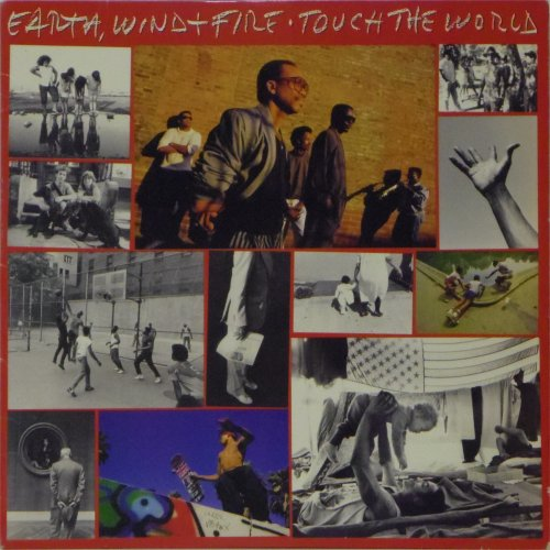 Earth Wind & Fire<br>Touch The World<br>LP