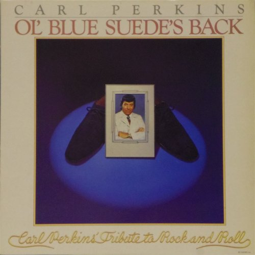 Carl Perkins<br>Ol' Blue Suede's Back<br>LP