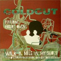 Coldcut<br>Walk A Mile In My Shoes<br>12&quot; Single