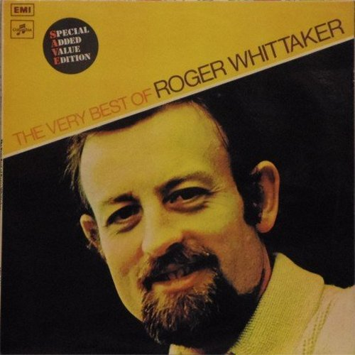 Roger Whittaker<br>The Very Best of Roger Whittaker<br>LP