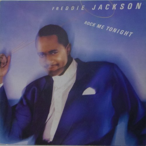 Freddie Jackson<br>Rock Me Tonight<br>LP