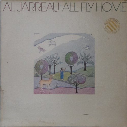 Al Jarreau<br>All Fly Home<br>LP